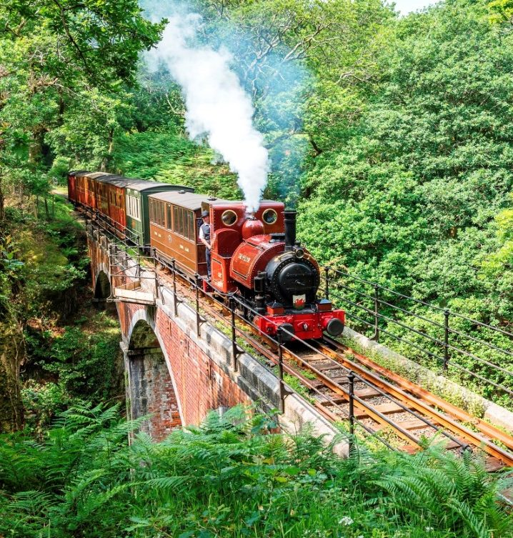 Talyllyn Railway begins the 2020 season with school half term trains