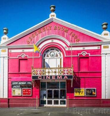 Tywyn Cinema, one of Britains best!